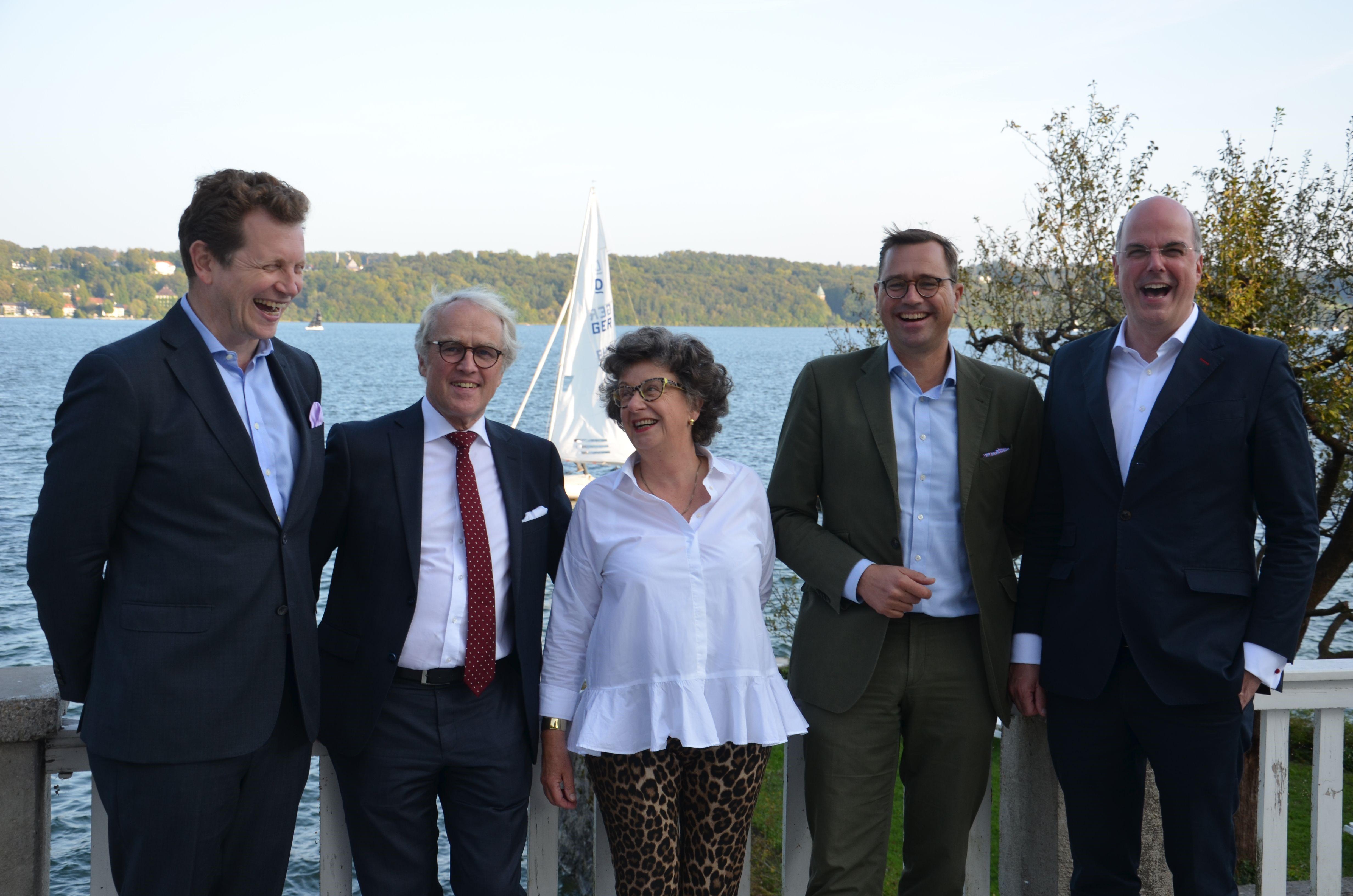 """Auftakt Berlin Global Advisors """"Gespräche am See"""""""